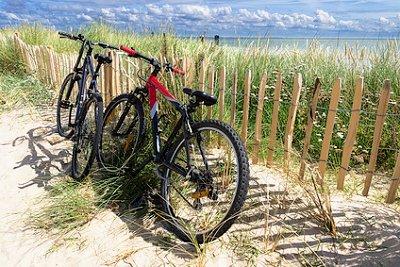 fietsen mountainbikes